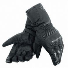 Dainese rukavice na motorku  TEMPEST D-DRY UNISEX černá, textilní (pár)