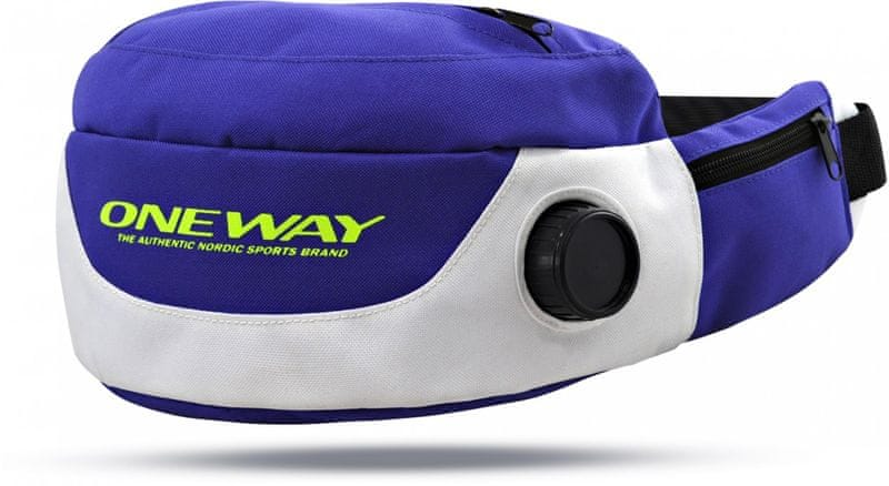 One Way Thermo Belt Purple White XC Dry