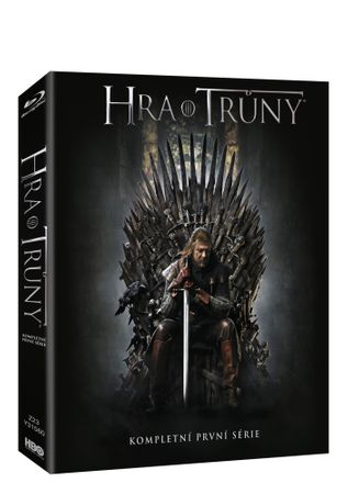 Hra o trůny / Game of Thrones - 1. série (5BD VIVA balení)    - Blu-ray