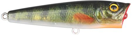 Spro Wobler Ikiru Pop Green Perch 6,5 cm 7 g