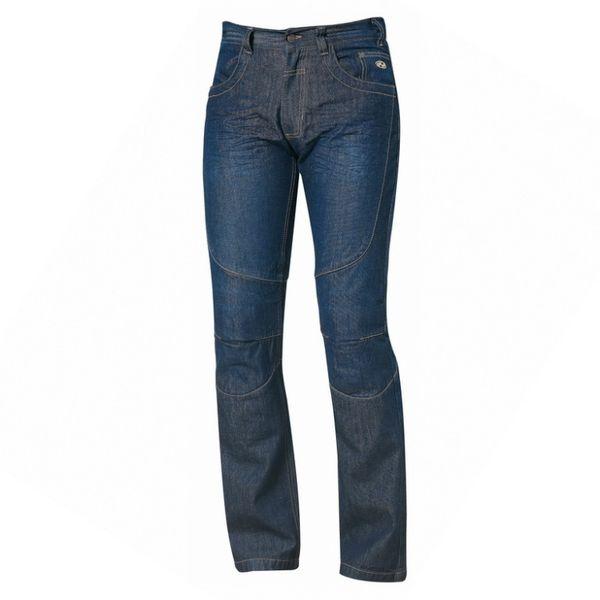Held dětské kalhoty FAME 2 vel.128, textilní - jeans, modré, kevlar