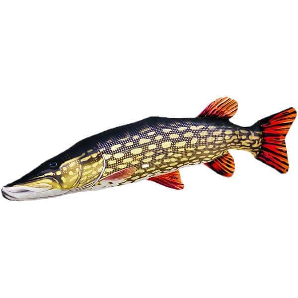 Gaby Plyšová Ryba Štika Giant 110 cm