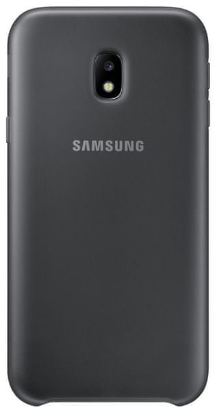 Samsung Dual Layer Cover J3 2017, black EF-PJ330CBEGWW