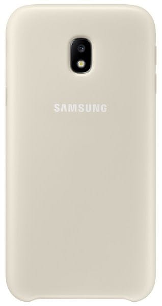 Samsung Dual Layer Cover J3 2017, gold EF-PJ330CFEGWW