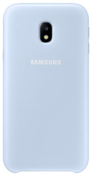 Samsung Dual Layer Cover J3 2017, blue EF-PJ330CLEGWW