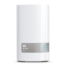 "WD My Cloud Mirror 4TB / Externí / RJ-45 / 3,5"" White (WDBWVZ0040JWT-EESN)"