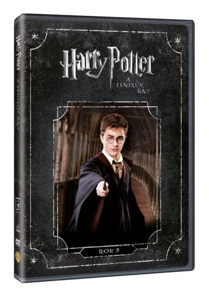 Harry Potter a Fénixův řád - DVD