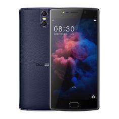 Doogee BL7000 4GB/64GB, 7060 mAh DualSIM, modrý