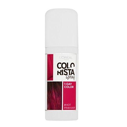 L'Oréal Tónovací barva na vlasy ve spreji Colorista Spray (Odstín 2 Blue)