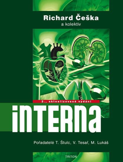 Češka Richard: Interna - 2. aktualizované vydání - 3 svazky