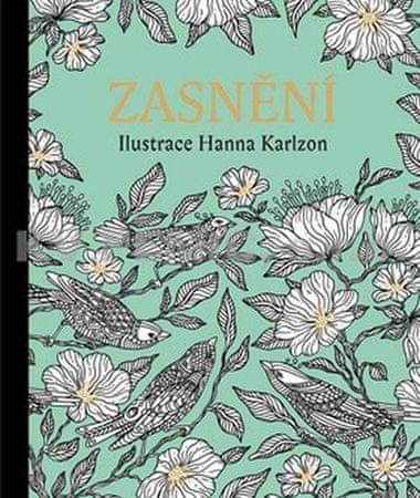 Karlzon Hanna: Zasnění - Antistresové omalovánky