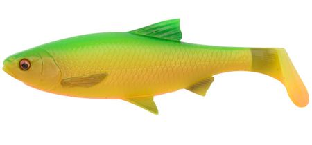 Savage Gear Gumová Nástraha Plotica 3D River Roach 2 ks Firetiger 22 cm