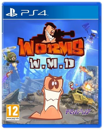 Team 17 Worms WMD (PS4)3