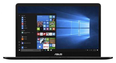 Asus prenosnik ZenBook Pro UX550VD-BN169R i7-7700HQ/16GB/SSD256GB/GTX1050/15,6FHD/WIN10PRO (90NB0ET2-M02860)