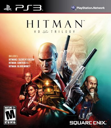 Square Enix Hitman: HD Trilogy (PS3)