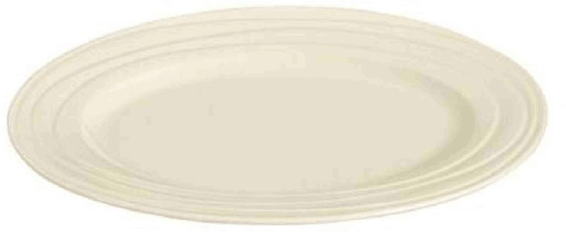 Jamie Oliver talíř servírovací oválný Waves 40 cm