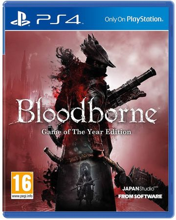 Sony Bloodborne GOTY (PS4)