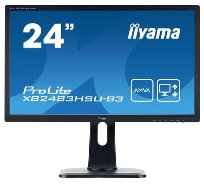 iiyama XB2483HSU-B3 (XB2483HSU-B3)