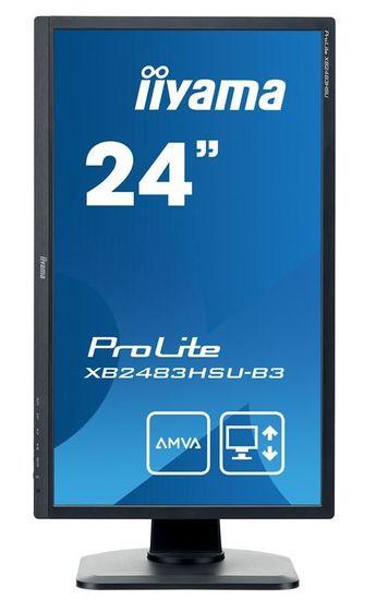 iiyama LED monitor ProLite XB2483HSU-B3