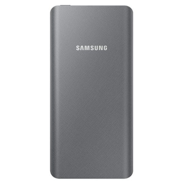 Samsung Externí záložní baterie 10000 mAh, šedá EB-P3000BSEGWW
