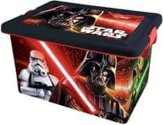 Kis Plastový box Star Wars, 13 l