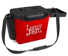 LUCKY JOHN Box Ice Fishing Seat Box