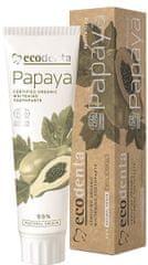 Ecodenta IO bělicí zubní pasta s výtažkem z papáji 100 ml