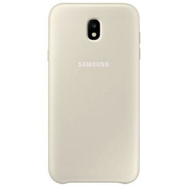 Samsung Dual Layer Cover J7 2017, gold EF-PJ730CFEGWW