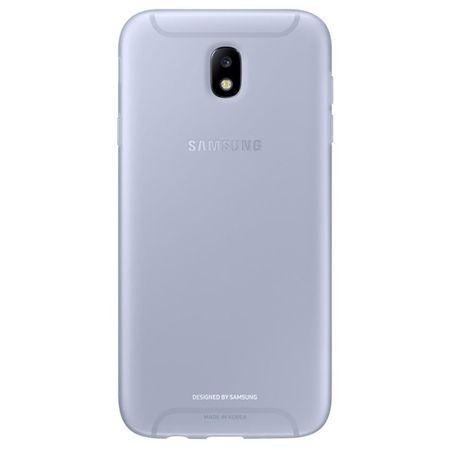 Samsung Jelly Cover J7 2017, blue EF-AJ730TLEGWW - rozbaleno
