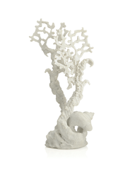 Oase Akvarijní dekorace bílý korál malý