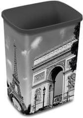 Curver Odpadkový koš Flipbin PARIS bez víka
