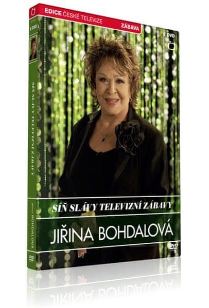 Síň slávy televizní zábavy: Jiřina Bohdalová (2DVD)