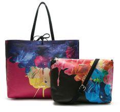Desigual ženska ročna torbica večbarvna Corel Seattle