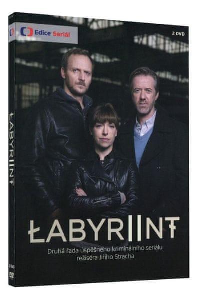 Labyrint 2 (2DVD) - DVD