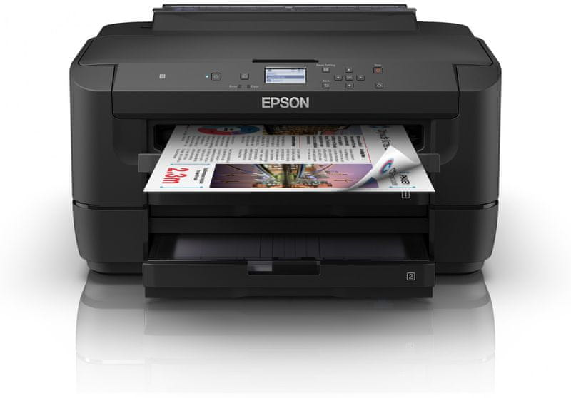 Epson WorkForce WF-7210DTW(C11CG38402)