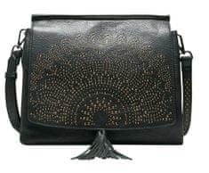Desigual ženska ročna torbica črna Passion Amberes