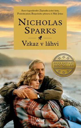 Sparks Nicholas: Vzkaz v láhvi