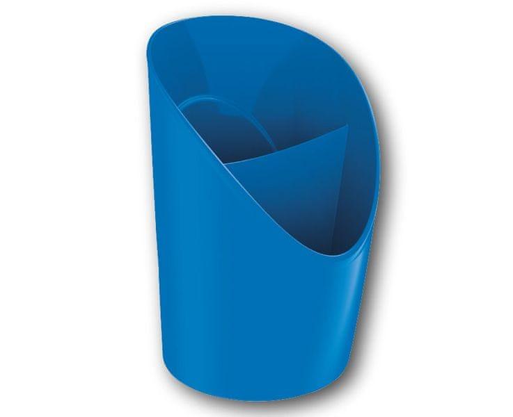 Stojánek na tužky Esselte Europost VIVIDA modrý
