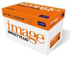 Papír kopírovací Image Impact Plus - Quickbox A4 80g 2500 listů