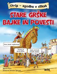 Martin Pitro: Stare grške bajke in povesti (strip), trda