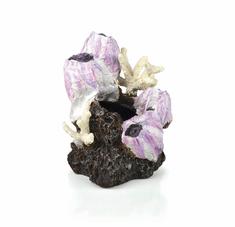 Oase Akvarijní dekorace růžové sasanky