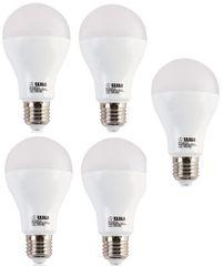 Tesla zestaw żarówek LED BULB, E27, 9W, 5 szt.