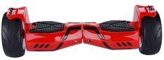 Xplorer skuter rolka Viper, 22,86 cm, rdeča