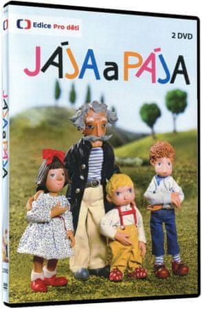 Jája a Pája (2DVD)   - DVD