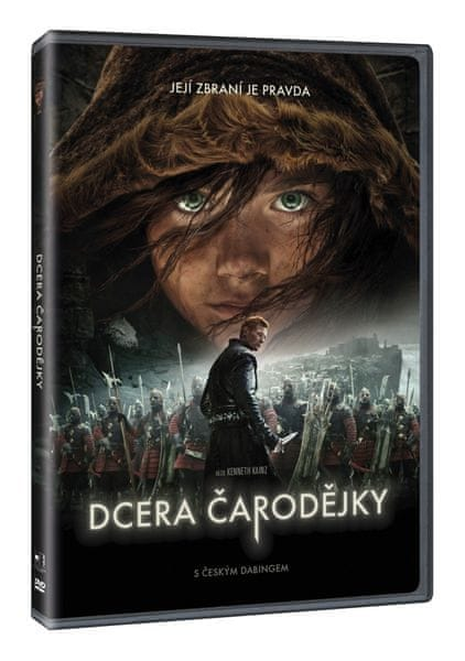 Dcera čarodějky - DVD