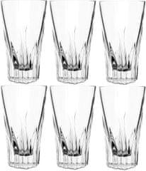 RCR set kozarcev Crystal Fluente 400 ml, 6 kosov