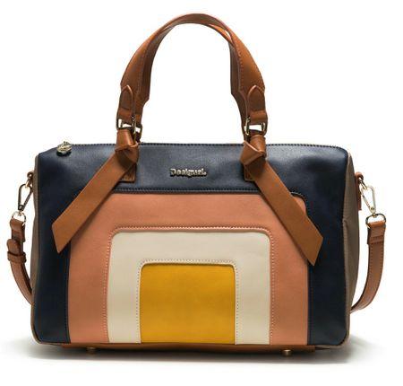 Desigual ženska ročna torbica večbarvna Tutticolori Ginebra