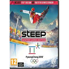 Ubisoft Steep Winter Games Edition (PC)