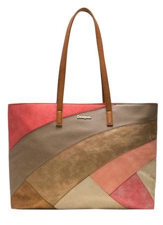 Desigual hnědá kabelka Caprica Redmond