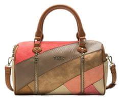 Desigual ženska torbica smeđa Caprica Sidney